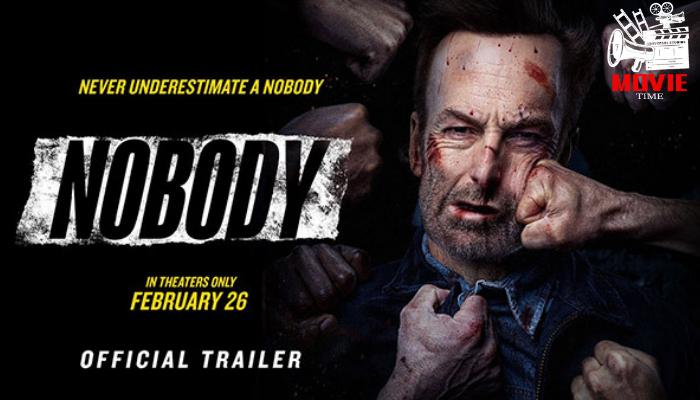 Nobody – คนธรรมดานรกเรียกพี่ หากใครเห็นโปสเตอร์หนัง กับชื่อเรื่อง Nobody คงจะสะดุดตาไม่น้อย โดยเฉพาะคนที่ชอบดุหนังแอคชัน แนว ๆ